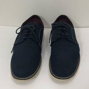 Madden suede shoes